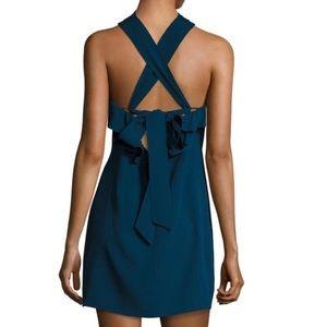 Rachel Zoe Teal Blue Dress Size 4